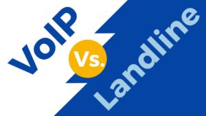 VoIP-Vs.-Landline